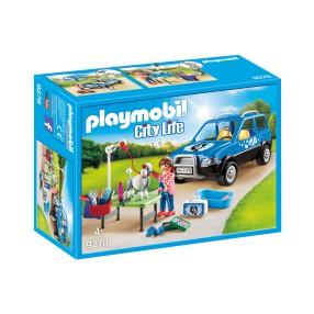 Playmobil - Mobilny salon dla psów 9278