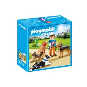 Playmobil - Trener psów 9279