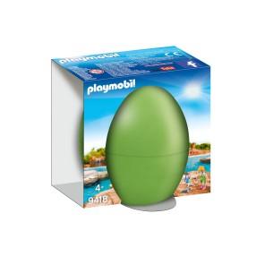 Playmobil - Opiekunka zwierząt z małą foką 9418