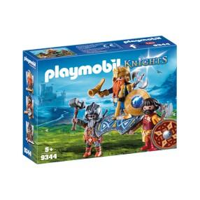 Playmobil - Król krasnoludów 9344