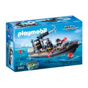 Playmobil - Ponton jednostki specjalnej 9362