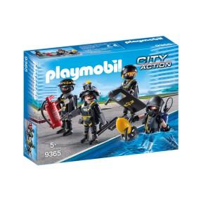 Playmobil - Jednostka specjalna 9365