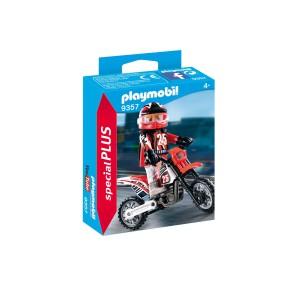 Playmobil - Kierowca motocrossowy 9357