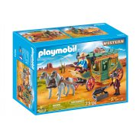 Playmobil - Dyliżans z Dzikiego Zachodu 70013