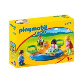 Playmobil - Karuzela dla dzieci 9379