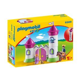 Playmobil - Zameczek z wieżą do układania 9389