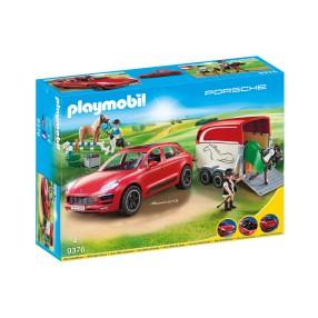 Playmobil - Porsche Macan GTS 9376
