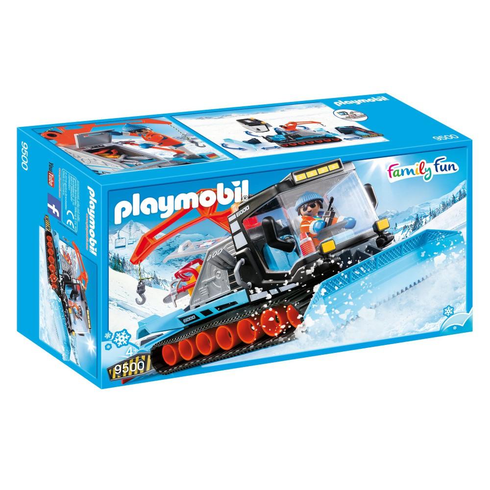 Playmobil - Ratrak 9500