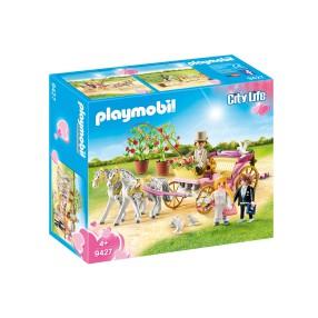 Playmobil - Ślubna kareta 9427