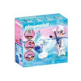 Playmobil - Księżniczka Lodowy kryształ 9350