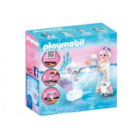 Playmobil - Księżniczka Lodowy kwiat 9351