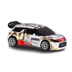 Majorette - Samochodzik Racing Cars DS 3 WRC 2015 Loeb 2084009 27