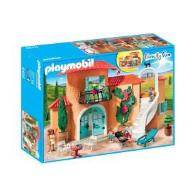 Playmobil - Słoneczna wakacyjna willa 9420