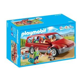 Playmobil - Samochód rodzinny 9421