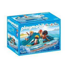 Playmobil - Rower wodny 9424