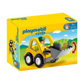 Playmobil - Koparka 6775