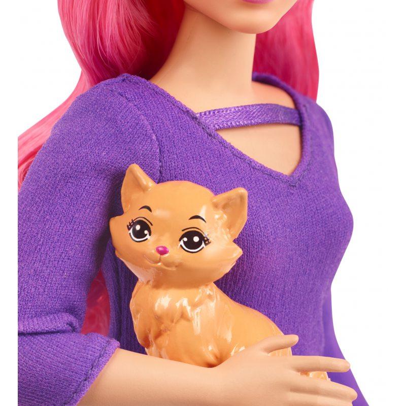 Mattel 3790 Barbie Dreamhouse Adventures Daisy w podróży Lalka (42688)