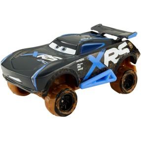Mattel - Cars Auta Xtreme Racing Series Samochodzik Jackson Sztorm GBJ38