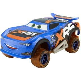Mattel - Cars Auta Xtreme Racing Series Samochodzik Barry DePendal GBJ41