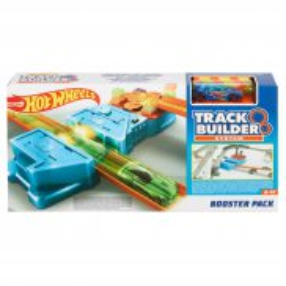 Hot Wheels Track Builder - Zestaw z Przyspieszaczem + Autko GBN81