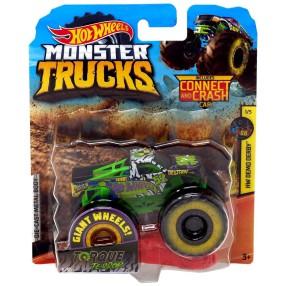 Hot Wheels Monster Truck - Metalowy pojazd Torque Terror GBT42