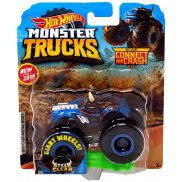 Hot Wheels Monster Truck - Metalowy pojazd Steer Clear GBT29