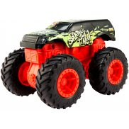 Hot Wheels Monster Truck Bash Ups - Pojazd z kraksą Splatter Time! GCF96