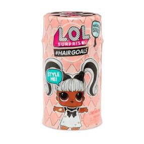 L.O.L. SURPRISE - Laleczka LOL z włosami Hairgoals Makeover Seria 1 557050