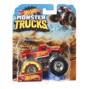 Hot Wheels Monster Truck - Metalowy pojazd Hot Wheels GBT88
