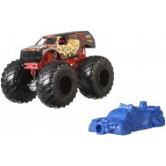 Hot Wheels Monster Truck - Metalowy pojazd Fire Starter GBT41