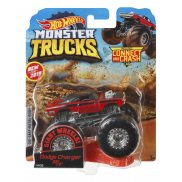 Hot Wheels Monster Truck - Metalowy pojazd Dodge Charger R/T GBT31