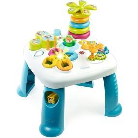 Smoby Cotoons - Elektroniczny stolik ze światłem i dźwiękiem Niebieski 211067 A