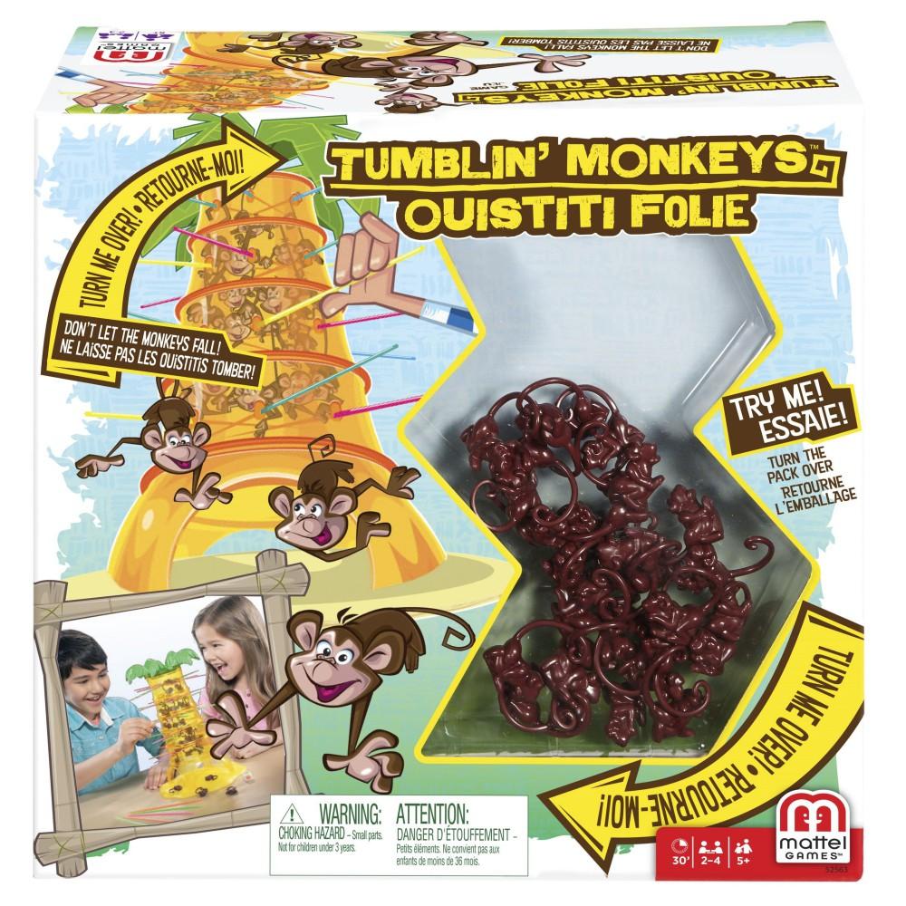 Mattel - Spadające małpki 52563