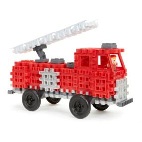 Little Tikes - Klocki Waffle - Zestaw Wóz strażacki 644481