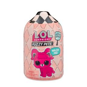L.O.L. SURPRISE - Zwierzątko LOL z futerkiem Fuzzy Pets Makeover Seria 1 557111