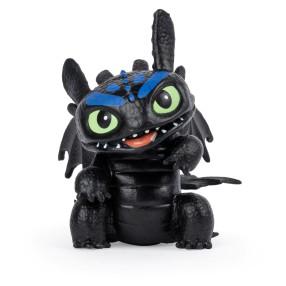 Spin Master Dragons - Figurka smoka zmieniająca kolor Szczerbatek 20104708