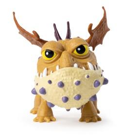 Spin Master Dragons - Figurka smoka zmieniająca kolor Sztukamięs 20104711