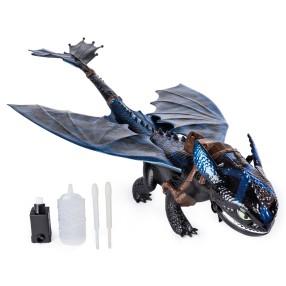 Spin Master Dragons - Olbrzymi, ziejący ogniem smok Szczerbatek 20104770