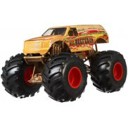 Hot Wheels Monster Truck - Metalowy Pojazd All Beefed Up Skala 1:24 GBV41