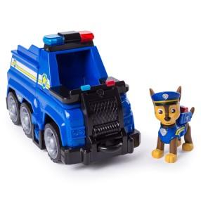 Psi Patrol - Ultimate Rescue Pojazd Policyjny z figurką Chase 20101534