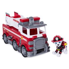 Psi Patrol - Ultimate Rescue Pojazd Wóz Strażacki z figurką Marshall 20101535