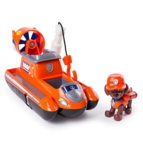 Psi Patrol - Ultimate Rescue Pojazd Poduszkowiec z figurką Zuma 20101538