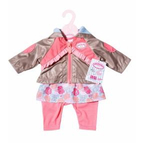 Baby Annabell - Ubranko dżinsowe podróżne dla lalki 701973 A