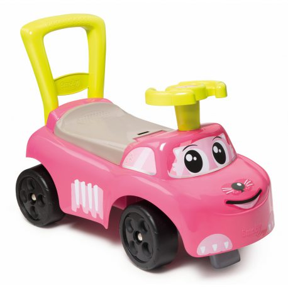 Smoby - Jeździk Auto Ride on Różowy 720524