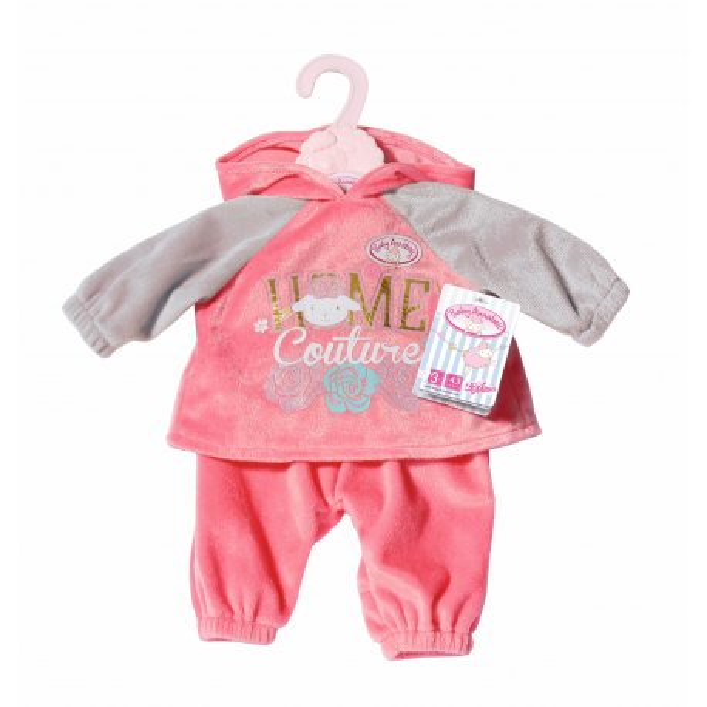Baby Annabell - Ubranko dresik dla lalki Różowe 702062 A