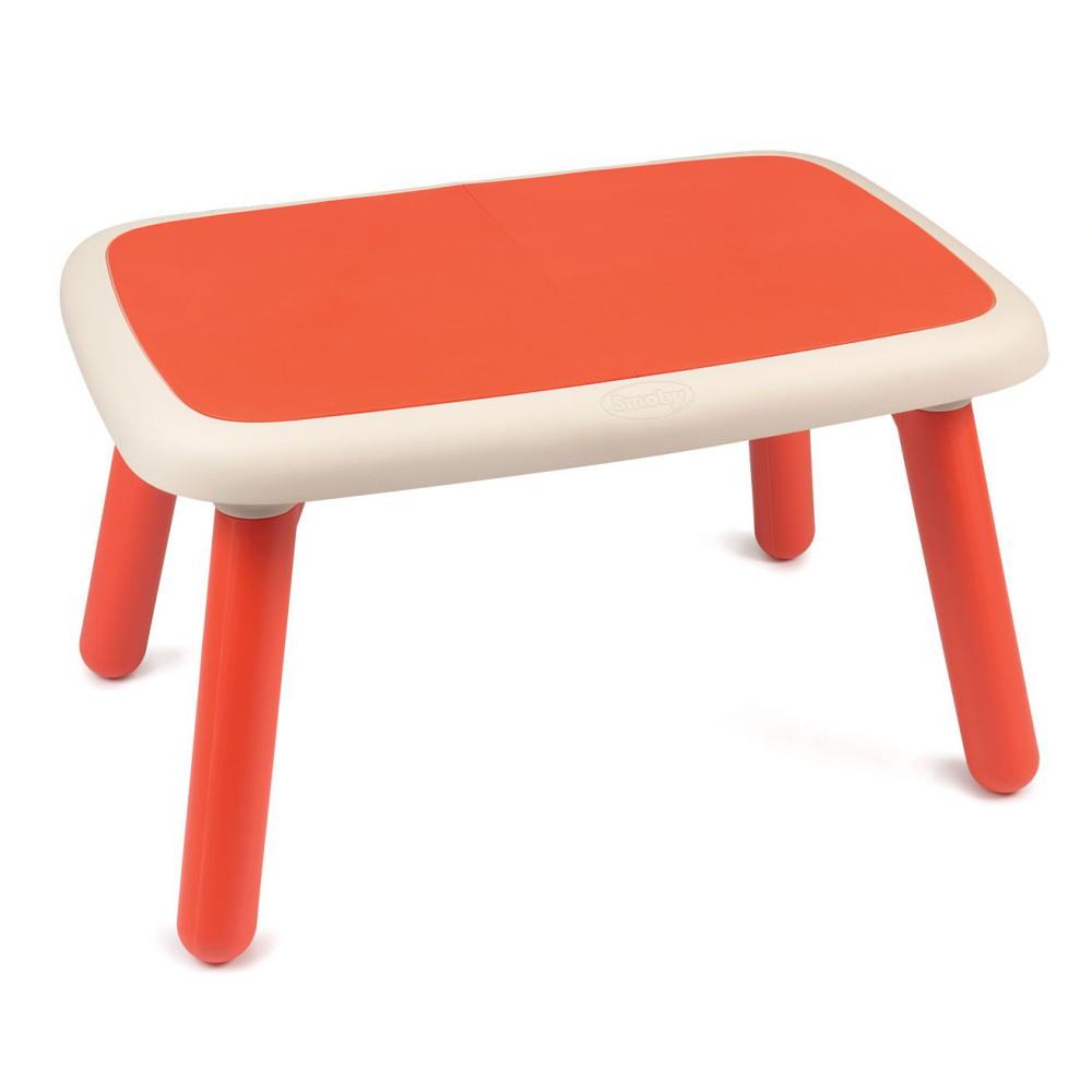 Smoby - Stolik Czerwony 880400 A