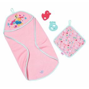 BABY born - Zestaw akcesoriów kąpielowych dla lalki 827444