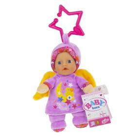 Baby born - Lalka Angel 18 cm Fioletowa 826744 A
