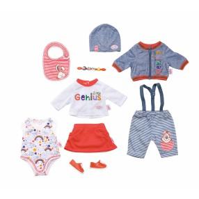 BABY born - Zestaw ubranek i akcesoriów dla lalki Miks Deluxe 826928