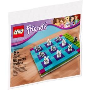LEGO Friends - Kółko i krzyżyk 40265